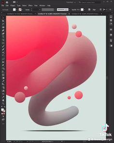 Graphic Design Lessons, Graphic Design Tutorials, Graphic Design Posters, Graphic Design Typography, Graphic Design Illustration, Graphic Design Inspiration, Flamingo Illustration, Photoshop Design, Photoshop Tutorial