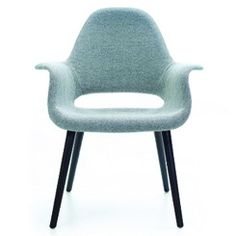 Organic Chair by Charles Eames & Eero Saarinen (Vitra).