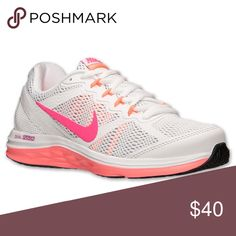 buy online e076e 828c5 Work out shoes 👟💪 Nike dual fusion 3 shoes. No box True to size Nike Shoes  Sneakers