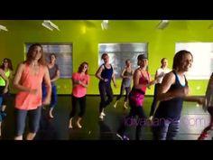 Танцевальный фитнес. Танцы для похудения.