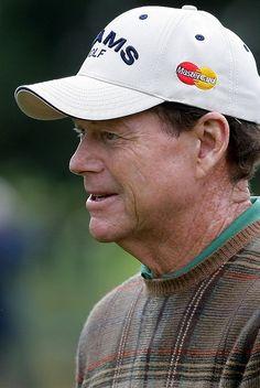 Tom Watson (9) majors total : U.S Open (1982) U.S Masters (1977,1981) British Open (1975,1977,1980,1982,1983) Australia Open (1984).