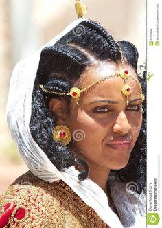 Habesha woman