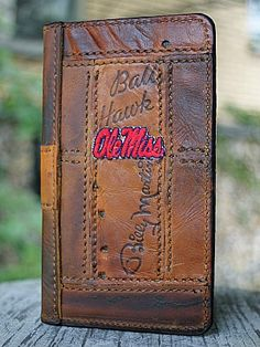 Super Gifts For Boyfriend Baseball Phone Cases Ideas Cool Gifts, Best Gifts, Best Boyfriend Gifts, Custom Leather, Handmade Leather, Leather Craft, Leather Books, Leather Journal, Gifts For Father