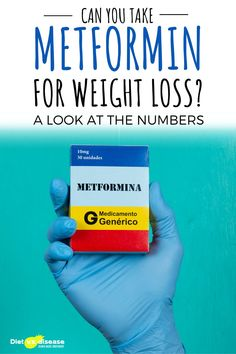 Metformin is a medication said to cause weight loss, but is it true? Should you be worried if you are underweight, or should you use it if you want a slimmer waistline? This article takes a looks at the current evidence and if you can take metformin for weight loss. #dietitian #nutritionist #diet