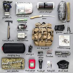 Camping supplies survival shtf 64 ideas for 2019 Bushcraft Camping, Bushcraft Gear, Camping Survival, Camping Gear, Camping Hacks, Camping Outdoors, Outdoor Camping, Backpacking, Family Camping