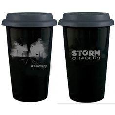 Storm Chasers Tornado Reusable Travel Drinkware