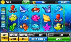 Winning at slots has never been so cute. :-)