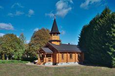 Iitin tsasouna, Iisalmen vanha kirkko
