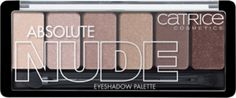 Absolute Nude Eyeshadow Palette 010 All Nude