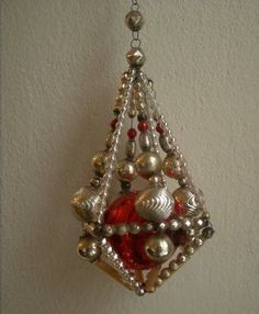 mercury bead cage with ball inside
