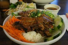 Grilled Pork Chops at Saigon Shack NY by @Lord of the Forks = Food Traveler