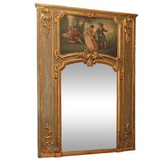 1stdibs - French 19th c. Trumeau Mirror explore items from 1,700  global dealers at 1stdibs.com