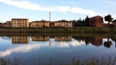 Veduta via II Settembre, Pisa (2014). [Sam Habibi Minelli]