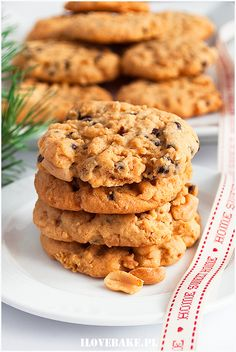 Best Cookie Recipes, Cake Recipes, Skinny Recipes, Cake Cookies, Food To Make, Lunch Box, Food And Drink, Sweets, Snacks