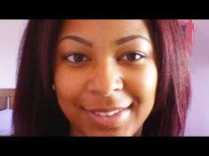 simple eyebrow tutorial........Updated: NYX Eyebrow Cake Powder - YouTube