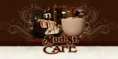 Mud Street Cafe: below ground in Eureka Springs. Excellent food. Amazing coffee and hot chocolate. Always pleasant service.