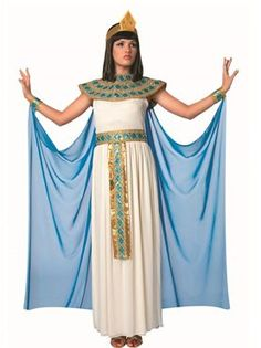 Adult Cleopatra Costume by Fancy Dress Ball