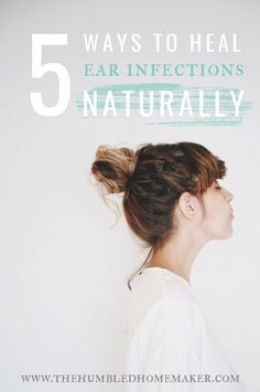 It's possible to heal ear infections naturally with safe, at-home treatments. Here are five holistic remedies to try for ear infections to help you avoid conventional antibiotics. Medditeranean Diet, Diet And Nutrition, Health Diet, Health And Wellness, Antibiotics For Ear Infection, Ear Infection Remedy, Natural Antibiotics, Severe Cough Remedies, Macro Nutrient Diet