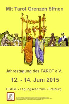 Save the date! #Tarot sunday 2015 in #Freiburg, Black Forest