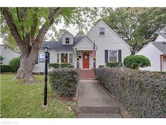 OPEN HOUSE 244 Forsythe Street, Norfolk VA 23505  Saturday, March 7th 1:00 - 3:00 p.m. $230,000  Updated Cape Cod. 4 Bedrooms 2 Baths