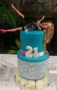De cumplea 241 os 21a cumplea 241 os barbie partido barbie ideas de