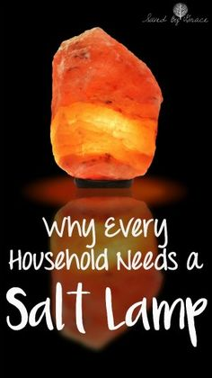 Salt Lamp Snopes Amusing Salt Lamp ~ If You Can Get One In A Neutral Shade Not Orange You Inspiration Design