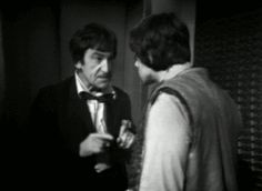 Doctor Who Classic who second doctor this