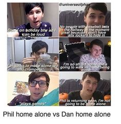i think we all wish we were phil, but we are all actually dan.