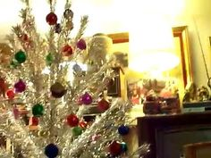 """The SPARKLER POM POM Aluminum Christmas Tree replacement branches Lot Of 2 15"""""""