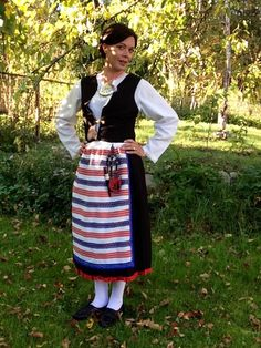 Folk Costume, Costumes, Traditional Clothes, Skirts, Painting, Beauty, Collection, Fashion, Europe