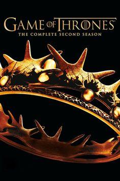 Game of Thrones (2012) Season 2, 10 Episodes | Adventure, Drama, Fantasy | HBO, Hulu | ゲーム・オブ・スローンズ シーズン2 全10話