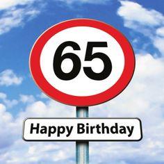 65 jaar jonk vandag !!!!