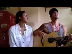 """Jessica Manning & Justin Young- I Can't Make You Love Me"""" (Cover)"""