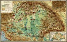 nagy magyarország domborzati térkép Online térképek: Kárpát medence domborzati térkép | térkép  nagy magyarország domborzati térkép