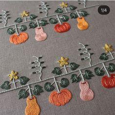 """Hand Embroidery Collection on Instagram: """"@bitte_206 ⠀ . . . #embroidery #handembroidery #вышивка #자수 #embroiderypattern #craft #diygift #diy #handmade #handstitched #Needlecraft…"""""""