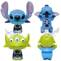 Stitch Stapler - how cute is that? Also sells a Toy Story Alien version.