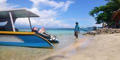 Pulau Siladen, tempat wisata menarik di Manado selain taman laut nasional bunaken