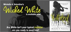 Renee Entress's Blog: [Release Blast] Wicked White by Michelle A. Valent...