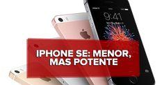 Apple lança novo iPhone SE e versão menor do iPad Pro