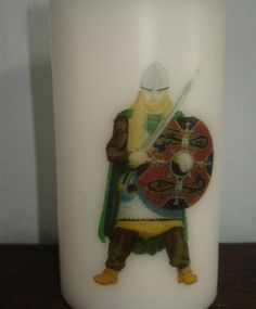 New design Chiang mai art candle
