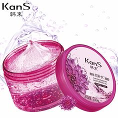 KanS Cosmetic Products Beauty Macka Sleeping Face Mask Mezoroller Face Cream Chrysanthemum Essence