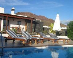 wonderful place to be relaxing in Yaiza (Spain) - Campaya