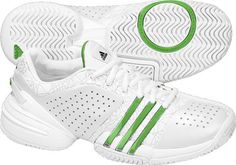 detailed look 7896c 15db6 Adidas Barricade Adilibria wht grn - Tennis Gear Online offer the best  range and lowest