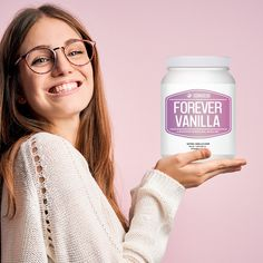 """⭐️⭐️⭐️⭐️⭐️ """"REALLY GOOD PRODUCT I'm super sensitive to bloating, gas and digestion problems, when I take protein powders, but this one is different. I feel like it actually coats and protects my gut. I love adding this to my blender with banana and ice. YUM!"""" Thyroid Health, Gut Health, Stress Causes, Isolate Protein, Irritable Bowel Syndrome, Plant Based Protein, Healthy Weight Loss, Natural Health, Banana"""