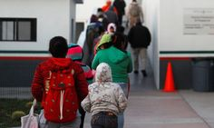 White House Weighing Policy Of Separating Mothers And Children Crossing U.S. Border