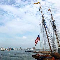 'Boston Tall Ships. . . #boston #sailboston #bostonharbor #seaport #tallships #beantown #travel #travels #travelgram #instatravel #travelpic #travelphoto #travelphotography #travelblog #travelblogger #igers #igersboston #usa #wanderlust #citylife #globetrotter #events #eventprof #eventprofs @bettercallstonesy' by @natpatallen. What do you think about this one? @jackstarweddings @garrickthedj @playwithapurpose @kitandkaboodlehire @sangeeta_laudus @avmatrix @thedelegatewranglers @bryanm1965…