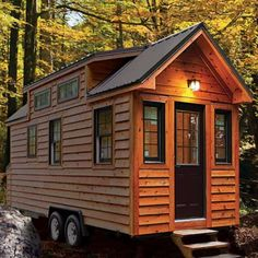 Tiny homes are officially a thing, and they're steadily growing in popularity, especially among the ... - Mom.me