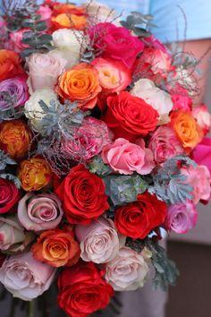 Buchet cu 65 trandafiri – Flowers of Soul