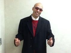 Frank S. - Color Vision Patient from Washington DC Soft Contact Lenses, Color Vision, Color Test, Washington Dc, Suit Jacket, Jacket, Suit Jackets