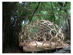 Geodesic Dome - Tiny House Listings